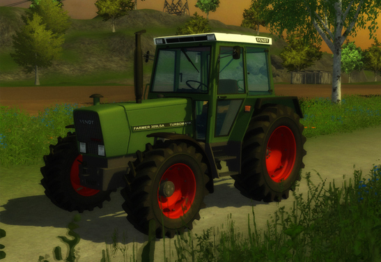 Fendt 309 LSA v 3.0 MR