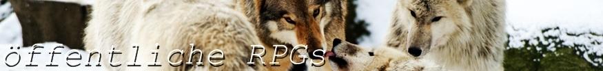Planung für öffentliche RPGs