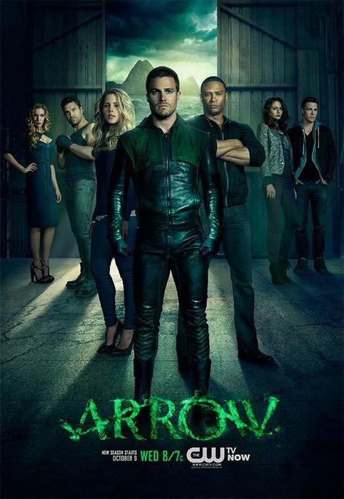 Arrow S02E16 (Türkçe Altyazı) HDTV x264 & 720p Tek Link indir
