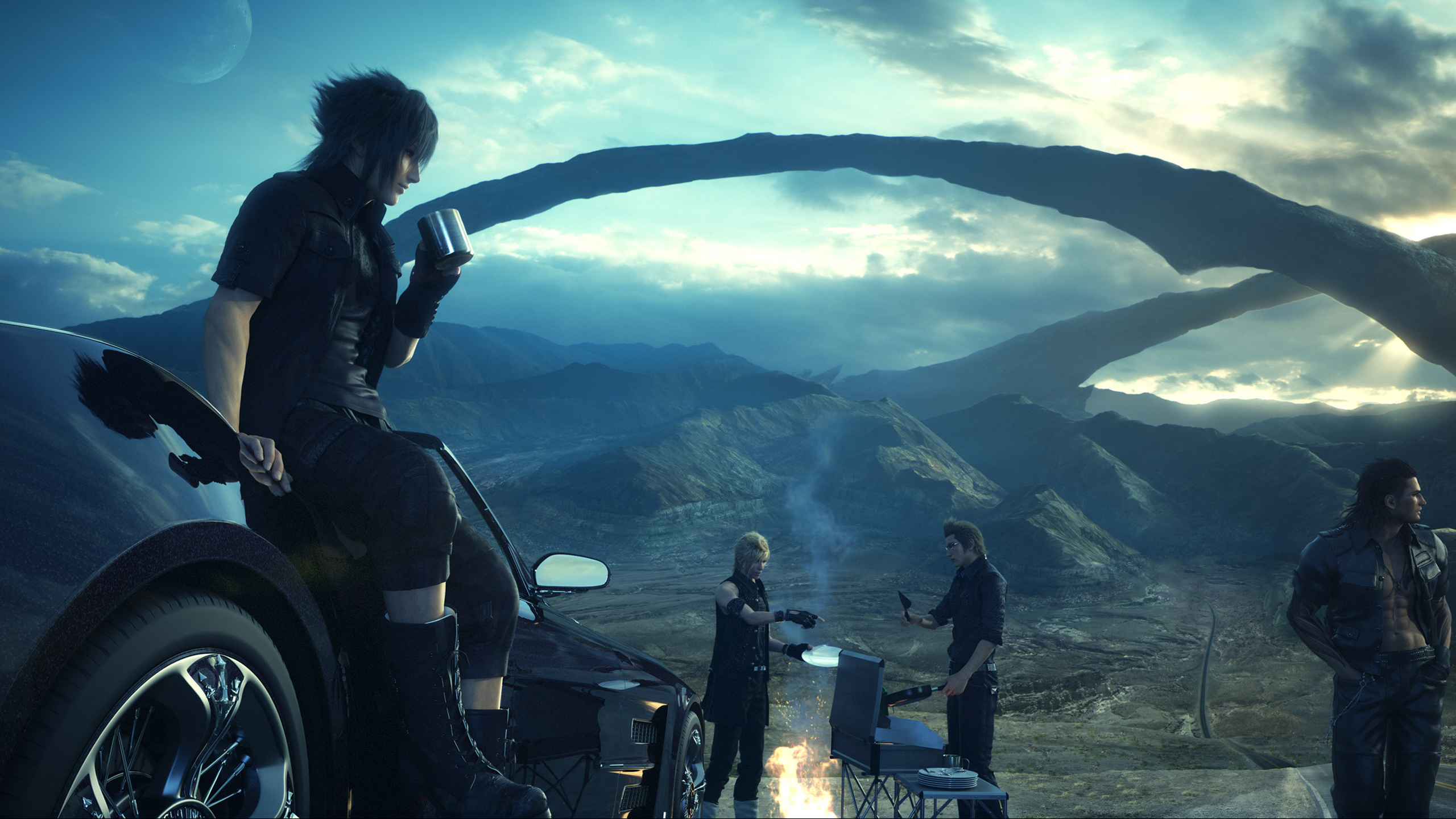 Best Wallpaper High Resolution Gaming - finalfantasy15-114j6u  Collection_245429.png