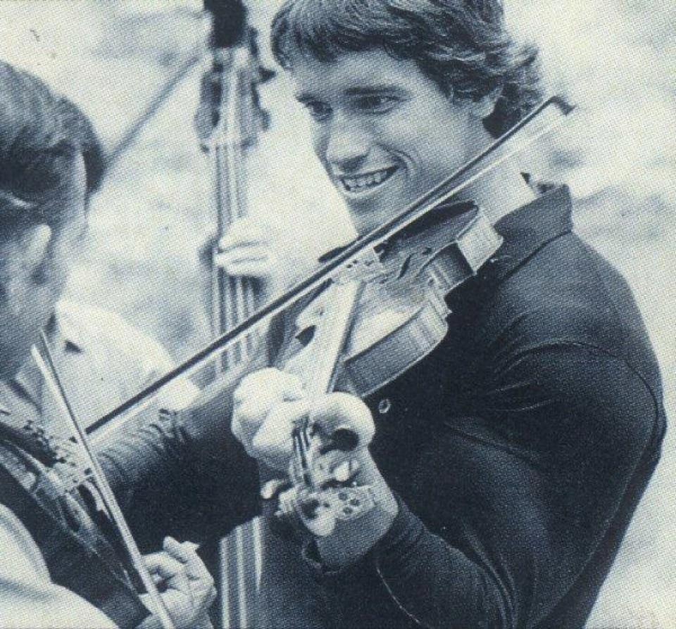 Unikalne zdjęcia - Arnold Schwarzenegger 4
