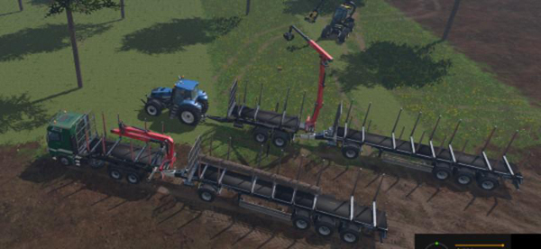 Fligel Timber Tippers v1.0
