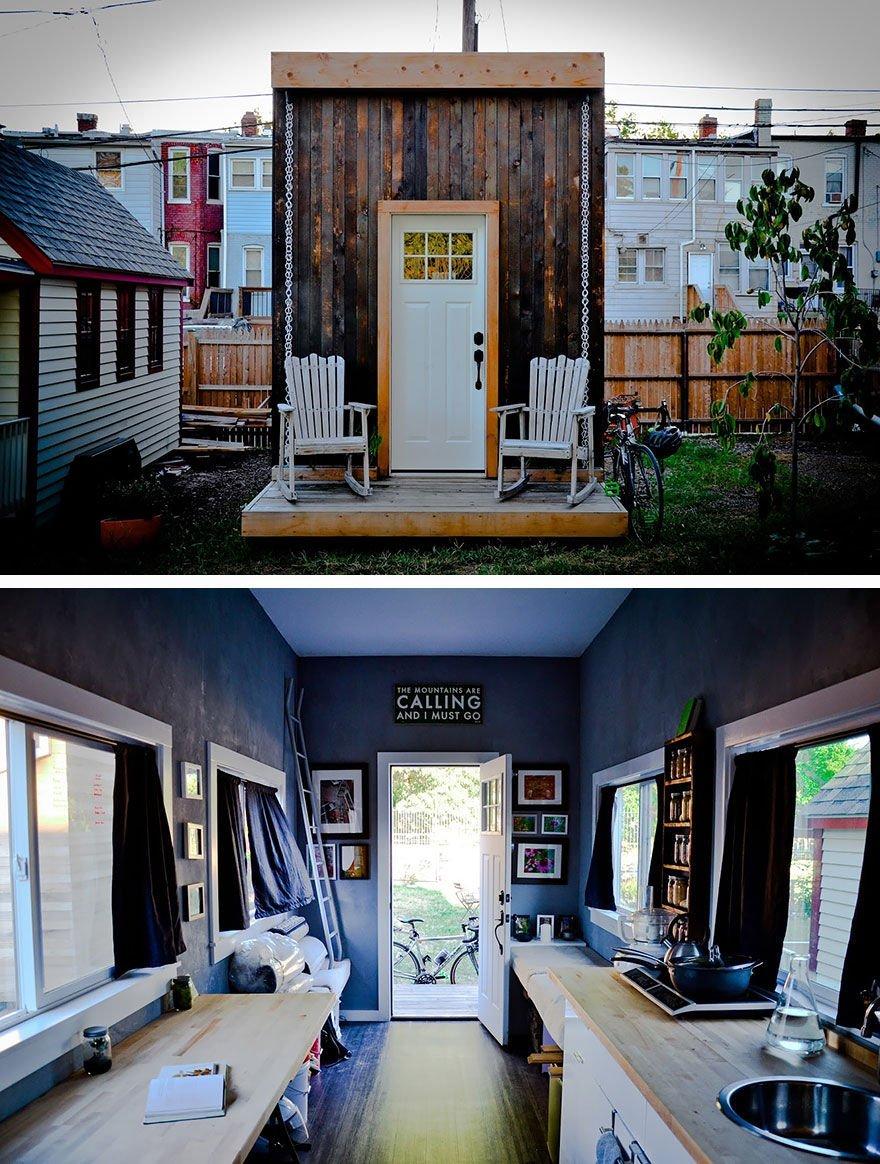 Mini domy 26