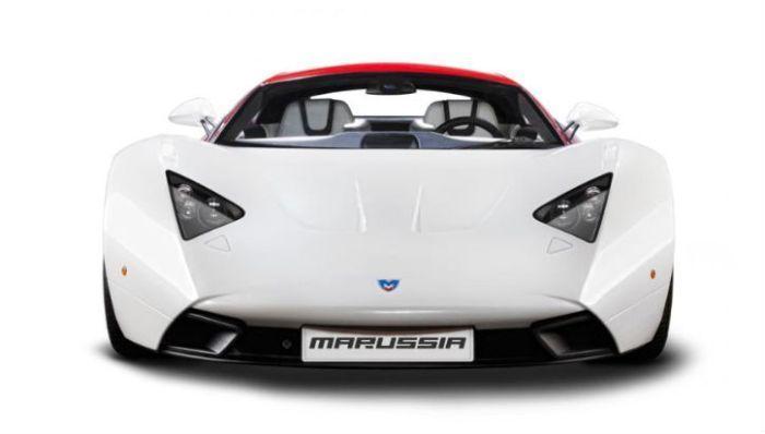 Najszybsze samochody 2010 roku 20
