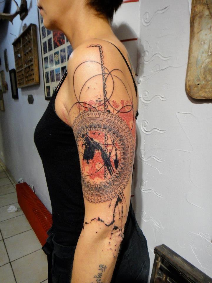 Oryginalne tatuaże #4 14