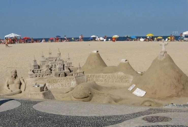 Rzeźby z piasku 25