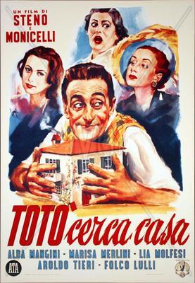 Totò Cerca Casa (1949) DVD5 Copia 1:1 - ITA