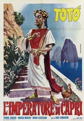 L'imperatore di Capri (1949) DVD5 Copia 1:1 - ITA