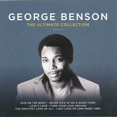 George Benson - The Ultimate Collection [2CD] (2015).Mp3 - 320Kbps