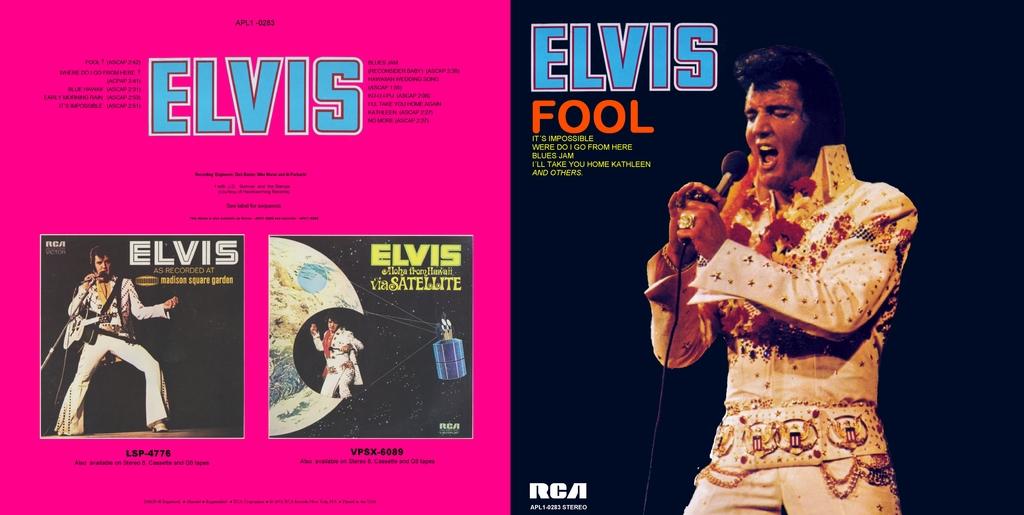 ELVIS FOOL Fool2cvsmd
