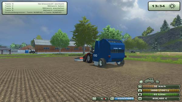 Farming Simulator 2013 Mods Ford-551-v-3.1ijz2m