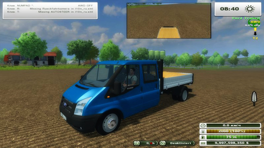 Ford Transit 460 v 1.0 (MoreRealistic)