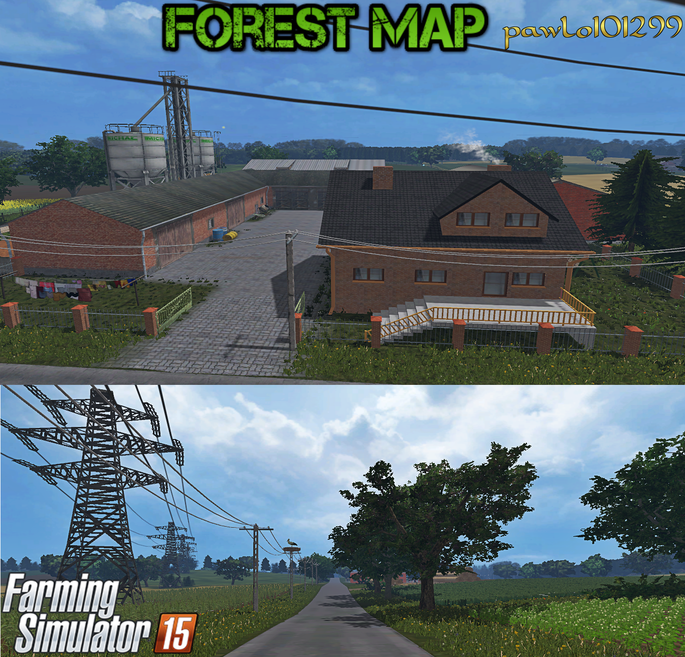 Forest Map