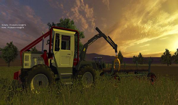 Forestry MB Track v 1.0