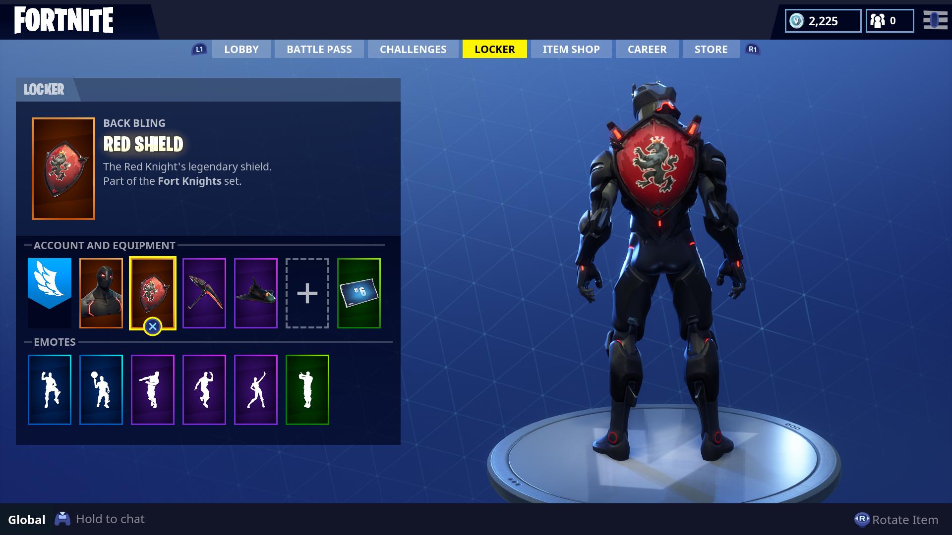 Possible Promotion Art For Red Knights Return Fortnitebr