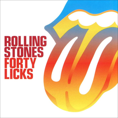 The Rolling Stones - Forty Licks (2002) Download MP3 320 kbps
