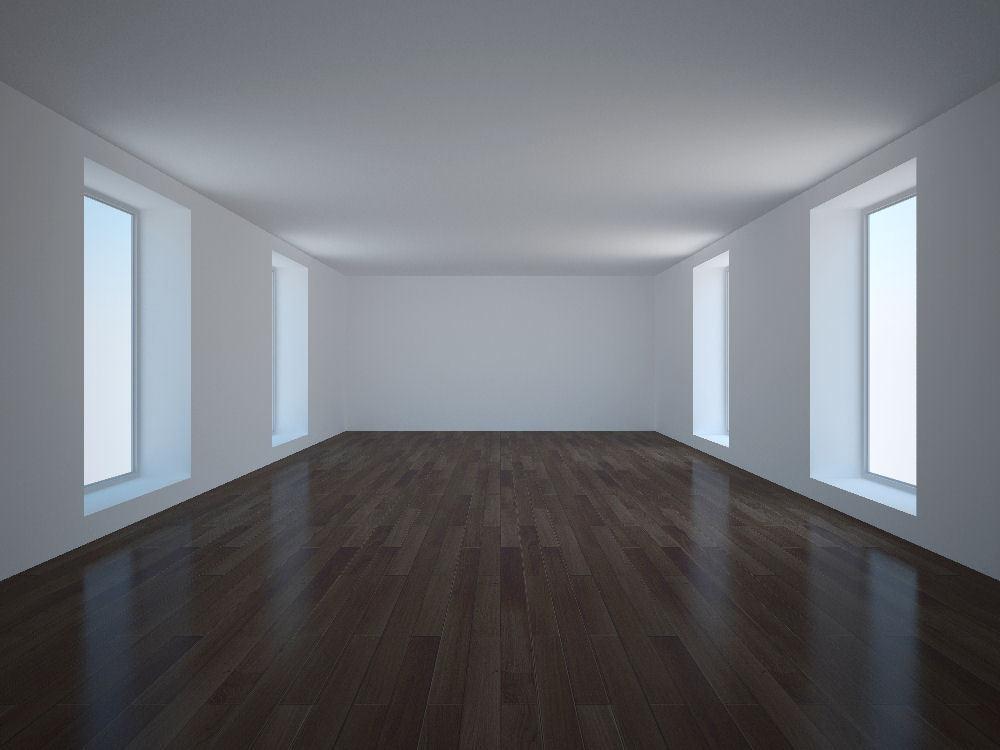 Пустая комната фото