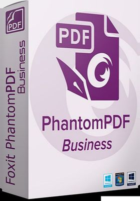 download Foxit PhantomPDF Business v9.2.0.9297