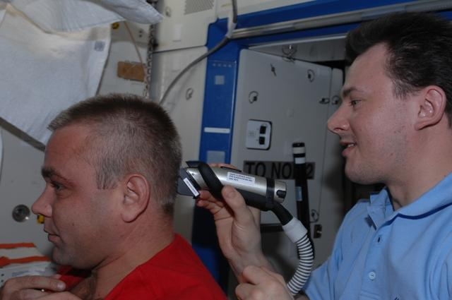 Codzienność na Międzynarodowej Stacji Kosmicznej 30