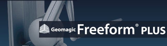 Geomagic Freeform Plus 2017.0.84