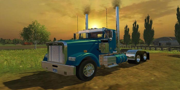 Freighliner Classic Daycab