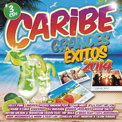 VA - Caribe Grandes Êxitos 2014 [3CD] (2014) .mp3 - 320kbps