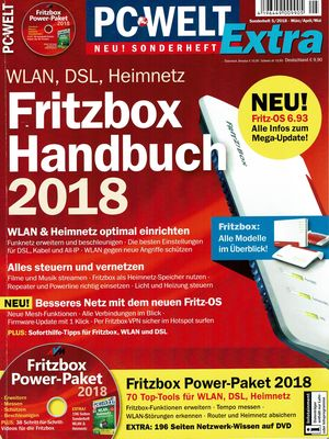 download Fritzbox Power-Paket 2018