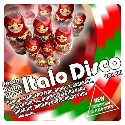 VA - From Russia With Italo Disco Vol.VII (2014) .mp3 - 320kbps