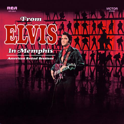 Diskografie (FTD Vinyl) 2009 - 2019 Fromelvisinmemphisftdbius3