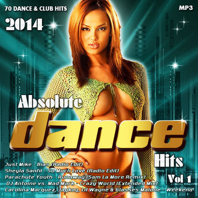 VA - Absolute Dance Hits Vol.01 (2014) .mp3 - 320kbps