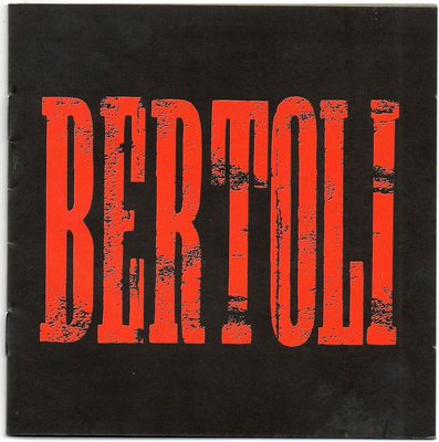 Alberto Bertoli - Bertoli (2014) .mp3 - 320kbps