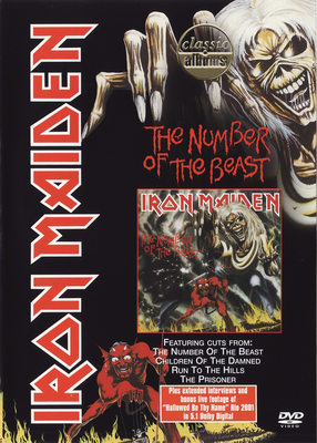 Iron Maiden - The Number Of The Beast (2001) DVD5 1:1 Sub-Ita