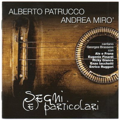 Alberto Patrucco, Andrea Mirò - Segni (e) Particolari (2014) .mp3 - 320kbps