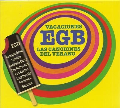 VA - Vacaciones EGB - Las Canciones Del Verano [2CD] (2014) .mp3 - 320kbps