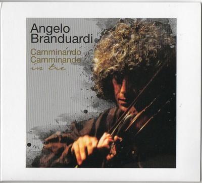 Angelo Branduardi - Camminando Camminando In Tre (2015).Mp3 - 320Kbps