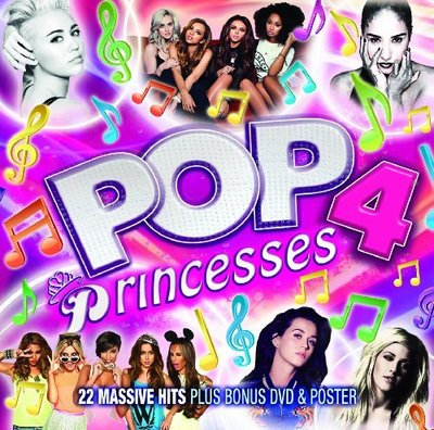 Pop Princesses 4 (2014) .mp3 - 320kbps