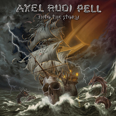Axel Rudi Pell - Into The Storm (Limited Digipack) (2014) .mp3 - 320kbps