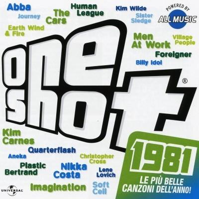 One Shot 1981 (2005).Mp3 - 320Kbps