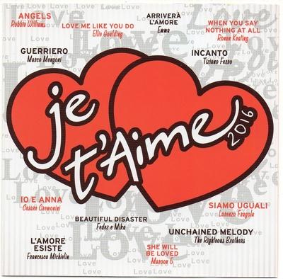 Je T'Aime 2016 [2CD] (2016) .mp3 - 320kbps