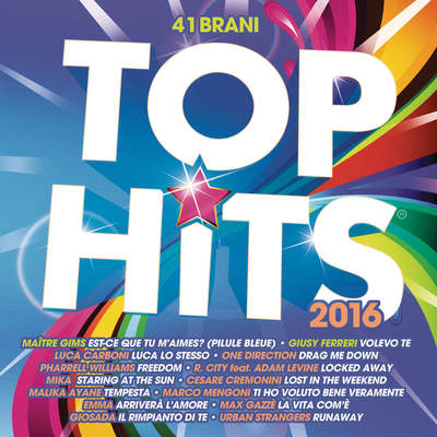 Top Hits 2016 [2CD] (2016) .mp3 - 320kbps