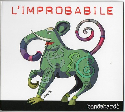 Bandabardo - L'Improbabile (2014) .mp3 - 320kbps