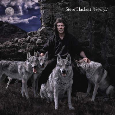 Steve Hackett - Wolflight (2015) .mp3 - 320kbps
