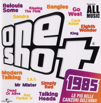 One Shot 1985 (2006).Mp3 - 320Kbps
