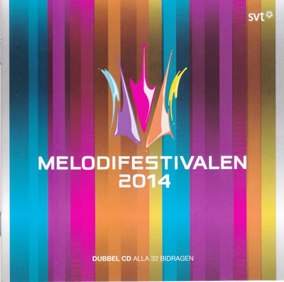 VA - Melodifestivalen 2014 [2CD] (2014) .mp3 - V0