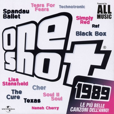 One Shot 1989 (2007).Mp3 - 320Kbps