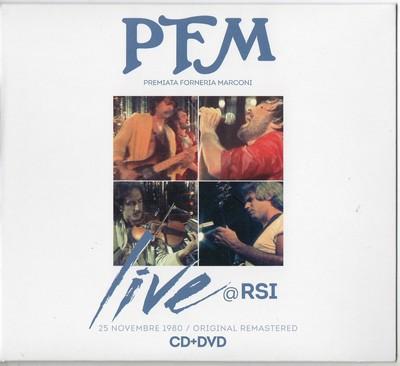 P.F.M. - Live RSI 1980(2015).Mp3 - 320kbps