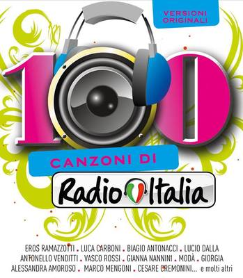 VA - 100 Canzoni Di Radio Italia [5CD] (2014) .mp3 - 320kbps