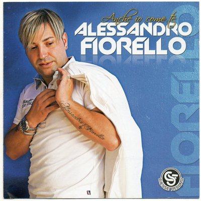 Alessandro Fiorello - Anche Io Come Te (2013) .mp3 - 320kbps