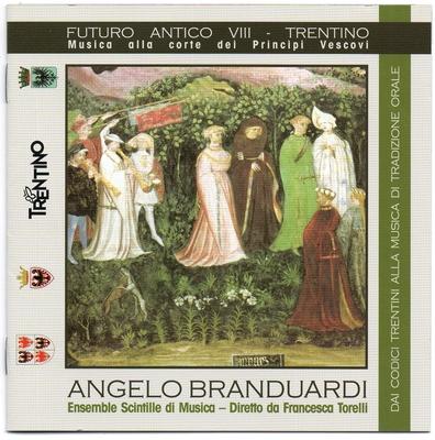 Angelo Branduardi - Futuro Antico VIII (2014) .mp3 - 320kbps