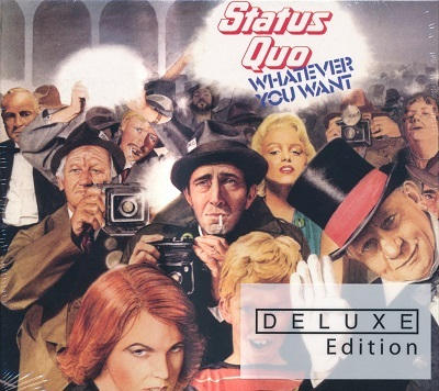 Status Quo - Whatever You Want [Deluxe Editon] (1979/2016) .mp3 - 320kbps